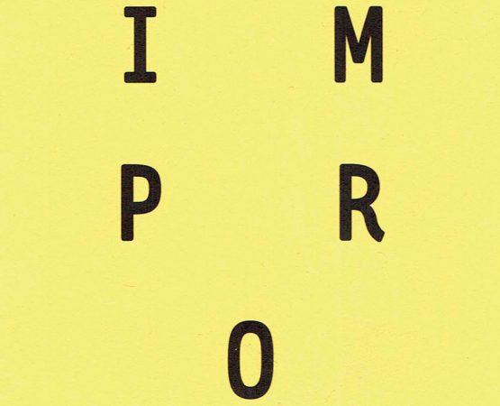 3. Impro Theater Festival OS 2018