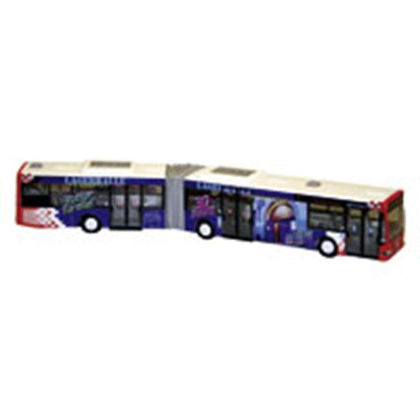 Lagerhallen-Bus