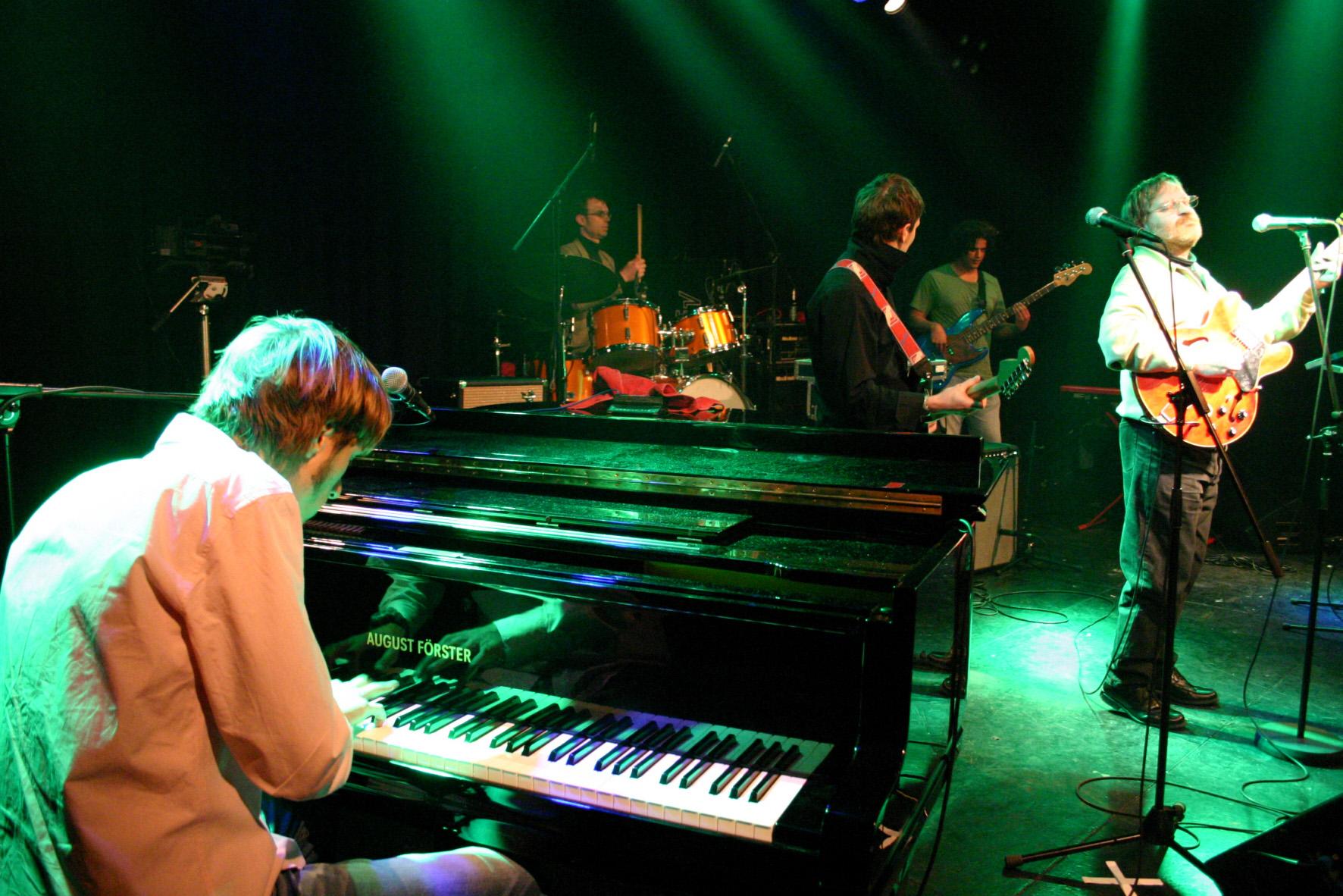 Lagerhalle Blue Monday Jam - Foto: Hans Abry