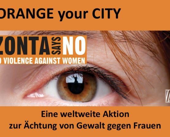 Orange your City