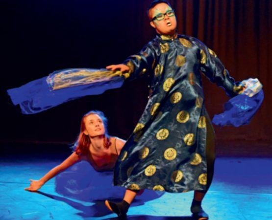 Inklusive Aktionstage mit Musik und Tanz