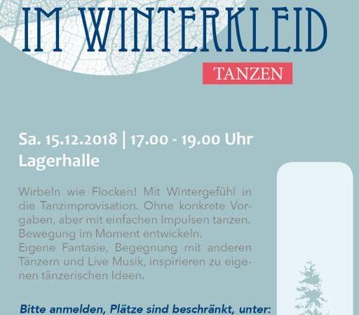 Im Winterkleid Tanzen