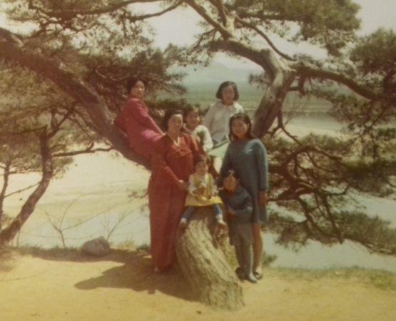 Fünfmal Frau Kim, auf der Suche nach Heimat