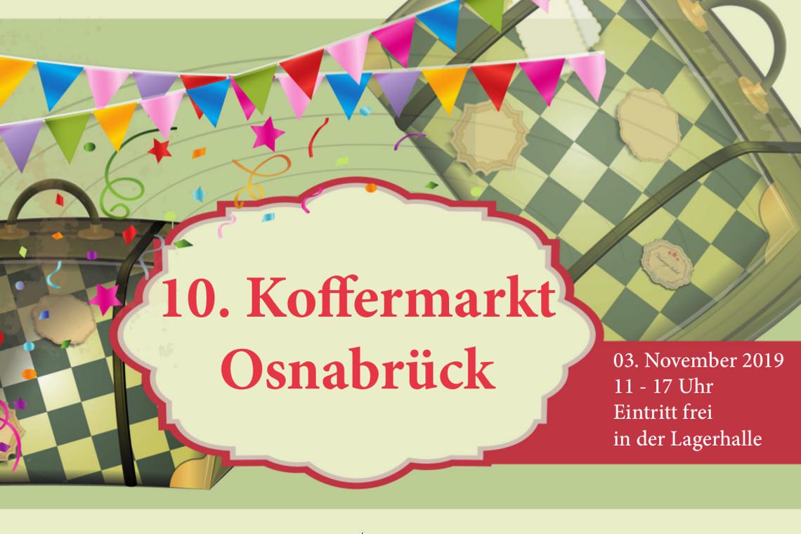 10. Koffermarkt Osnabrück