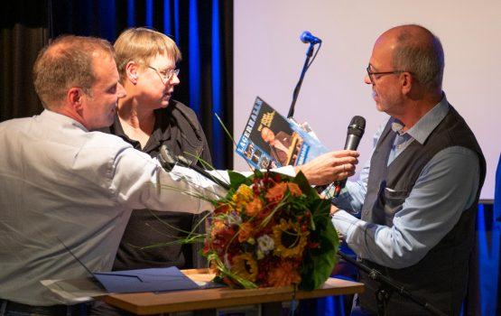 Klaus Thorwesten in den Ruhestand verabschiedet