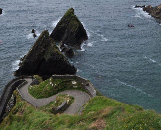 """On The Irish Roads""."
