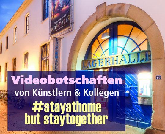 #stayathome but staytogether