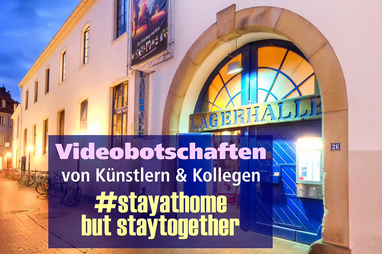 #stayathome but staytogether