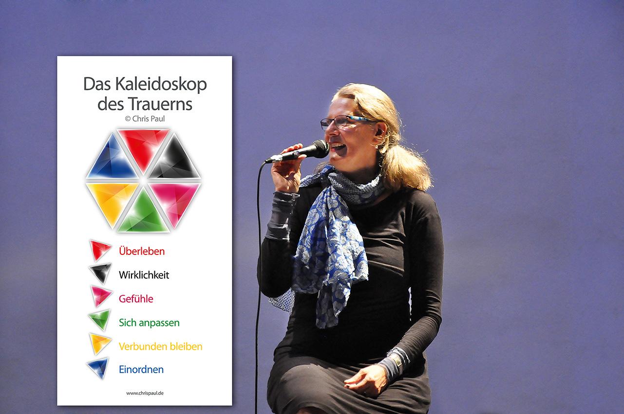 Musikalische Reise zum Kaleidoskop des Trauerns