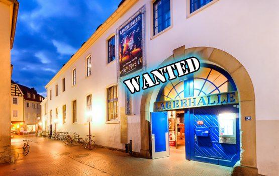 Wanted: Veranstaltungskaufleute (m/w/d)
