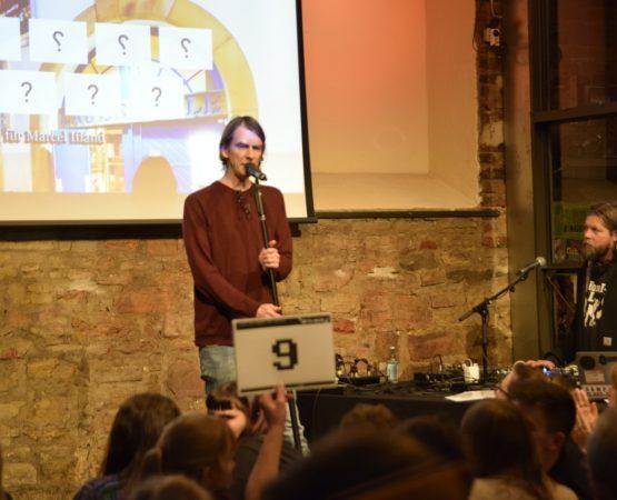 Poetry Slam Open Air