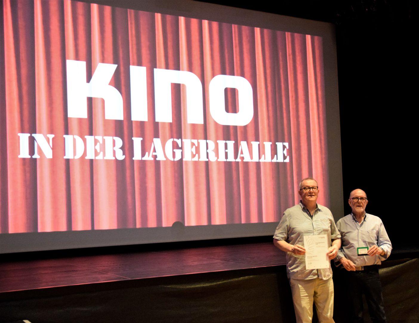 Ausgezeichnetes Kino in der LAGERHALLE